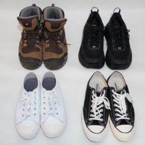 ミニマリストの靴