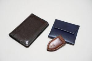 ルイヴィトンのマネークリップ、コインケース、カードケース